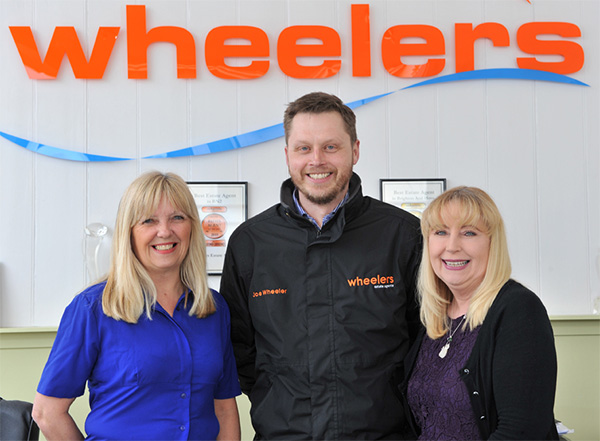 The team at Wheelers of Brighton